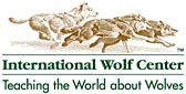 Image: International Wolf Center logo